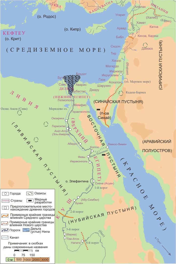 История востока восток в древности